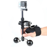Steadydrive Steadycam GoPro Hero Action Steady Gold