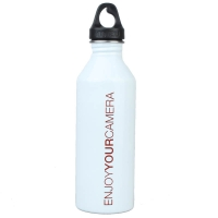 Mizu Enjoyyourcamera Water Bottle with LogoPrint 800ml