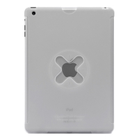 Studio Proper Wallee X-Lock iPad Montage-H�lle f�r iPad Air transparent