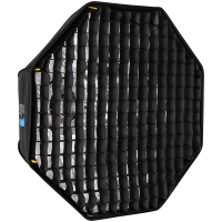 Westcott 40 Grad Wabengitter zum Festkletten f�r Rapid Box Duo Softbox