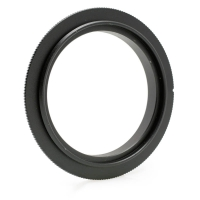 Quenox Retroadapter Umkehrring f�r Micro Four Thirds MFT 58 mm
