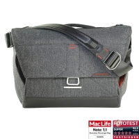 Peak Design Everyday Messenger Bag Charcoal Schultertasche Fototasche dunkelgrau