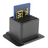 LensRacks SD Card Holder SD-Karten-Halterung f�r die LensRacks Rail Kits