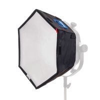 Rotolight Chimera Hexagon-Softbox f�r Anova Pro Fl�chenleuchte