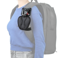 Spider Black Widow Back Pack Adapter Kit RucksackHalterung inklusive Black Widow Camera Holster