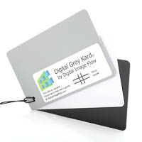 Original Digital Grey Card DGK-2 - Made in USA by Digital Image Flow