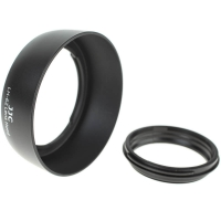 JJC LH-62 Lens Hood for Canon EF 50mm f/1.8 ES-62