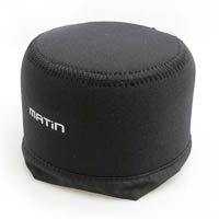 Neoprene Soft Lens Cover (S) Matin with Drawstring 9x10cm