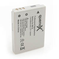 Quenox Battery Pack for Canon NB5L etc