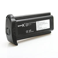 quenox Rechargeable Storage Battery Pack for Canon EOS 1D 1Ds Mark II N NPE3
